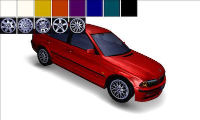 Car configurator